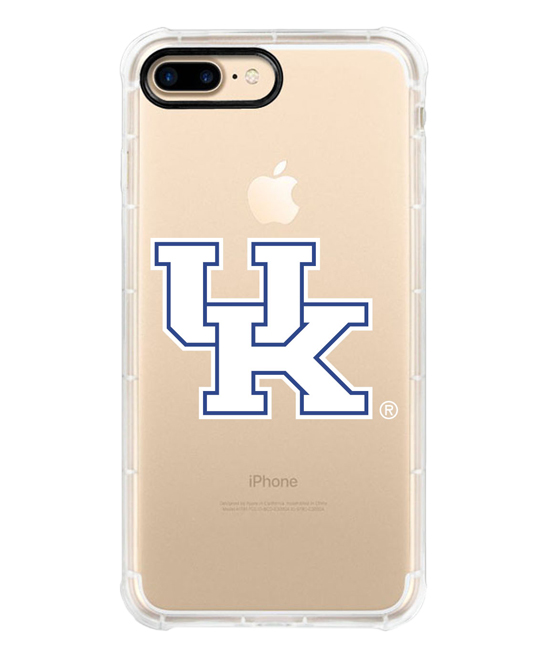 Kentucky Wildcats White Logo iPhone Case