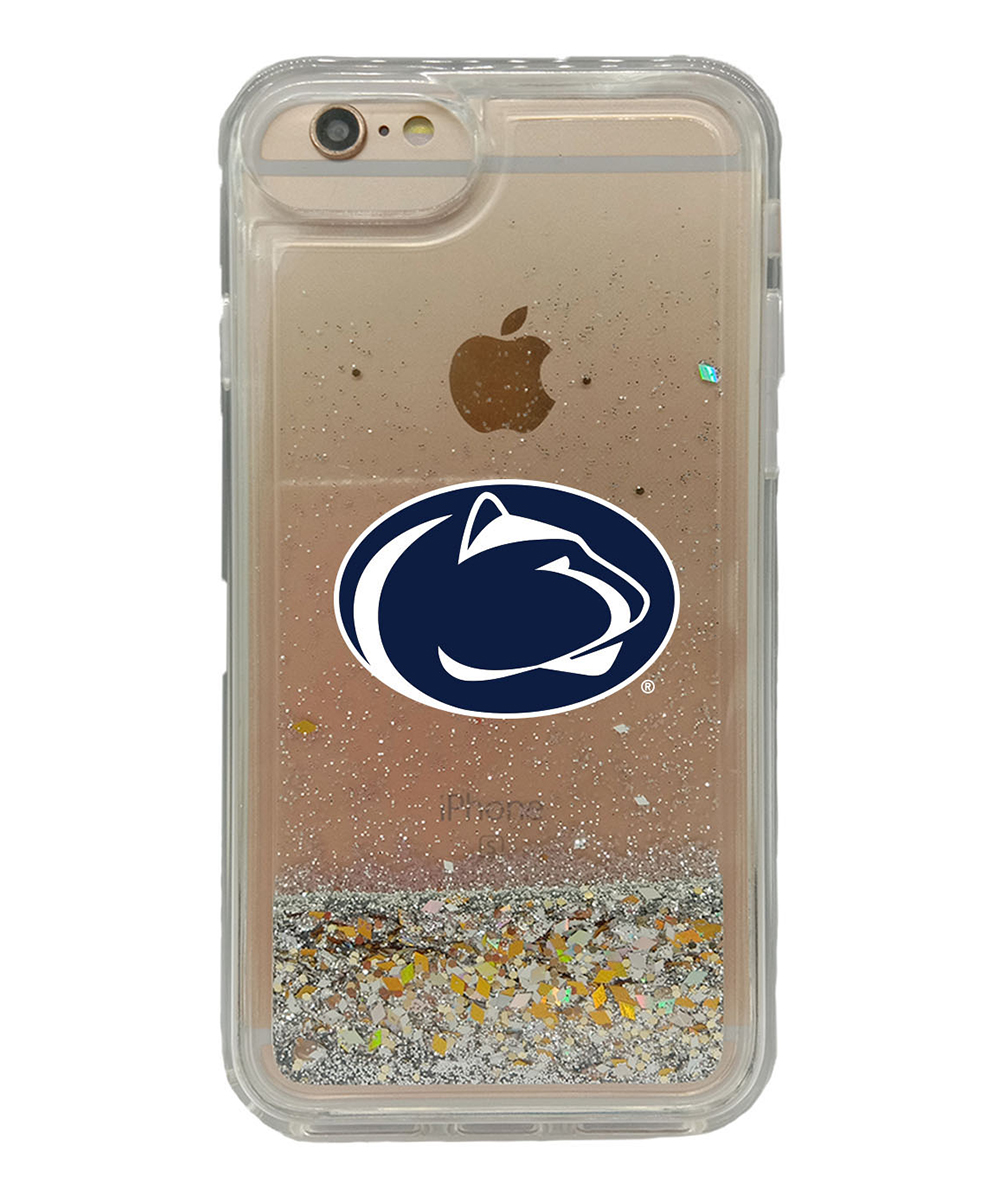 Penn State Nittany Lions Glitter Shell Case for iPhone 7/8 Plus