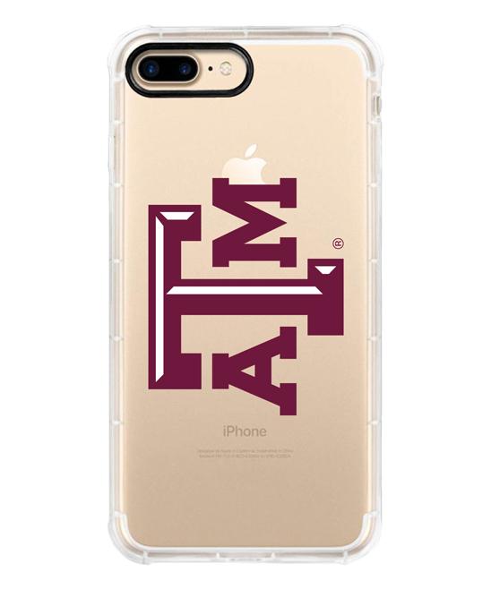 Texas A&M Aggies Rugged Edge Case for iPhone 7/8 Plus
