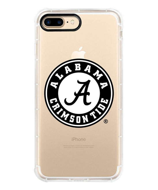 Alabama Crimson Tide Rugged Edge Case for iPhone 7/8 Plus