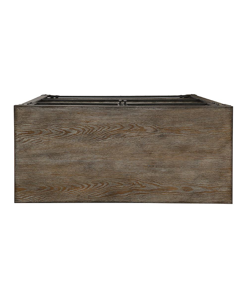 Furniture of America Alex Industrial Cabinet