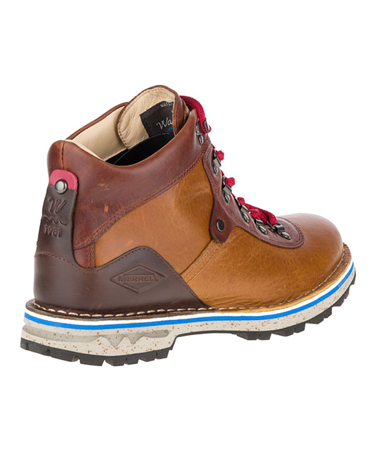 2febe064de946 love this product Beeswax Sugarbush Waterproof Leather Hiking Boot - Women