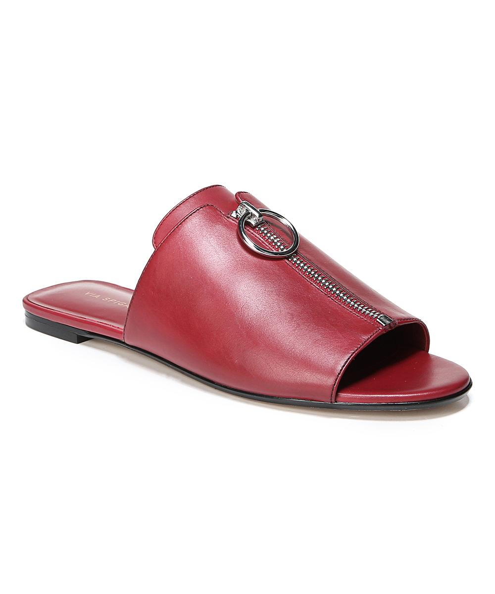 8ec715fed12 Via Spiga Ruby Hope Leather Sandal - Women