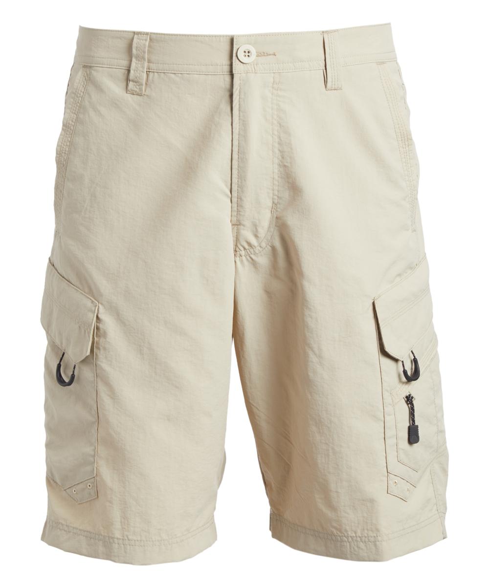 Bone Cargo Shorts - Men Bone Cargo Shorts - Men.    100% nylonMachine washImported