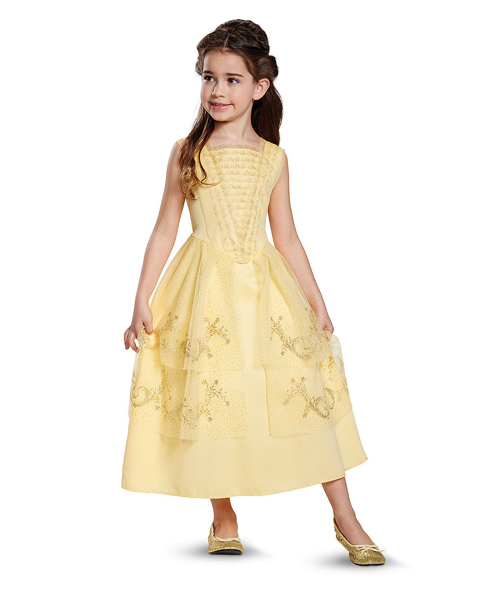 Beauty and the Beast Belle Dress-Up Outfit - Toddler