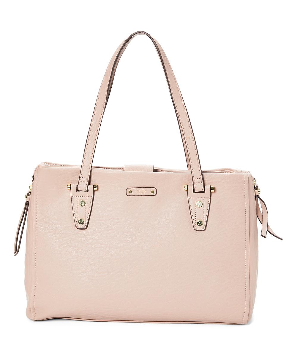 tutilo Women's Handbags MAUVE - Mauve Boundless Laptop Tote