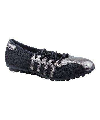 cf83df1c45a Black Pewter Jagger Woven Sneaker - Women