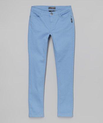 60d0b4e3042 Light Blue Skinny Jeans - Girls
