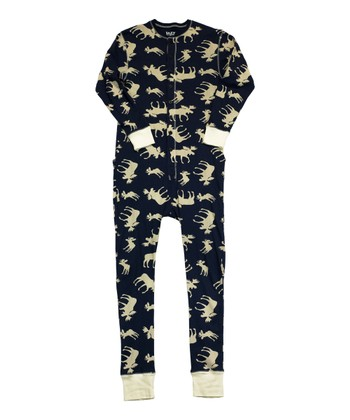 f1b72afd2e Blue  don t Moose with Me  Flapjack Pajamas - Men