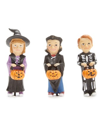 ... Georgetown Home And Garden 19 Results. Trick Or Treat Figurine Set