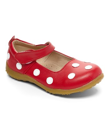 cc3fb1263927 ... Shoes 4 results. Cherry   White Polka Dot Mary Jane - Girls