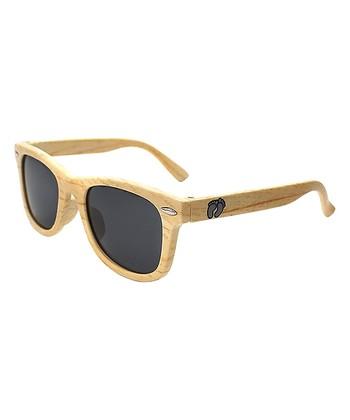 d9d2e990c7d Yellow Marbled Polarized Sunglasses