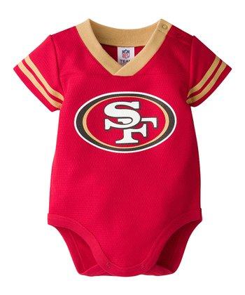 San Francisco 49ers Dazzle Bodysuit - Infant 47a5d6fee