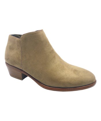 93ff3e813eb Taupe Minimalist Manny Ankle Boot - Women
