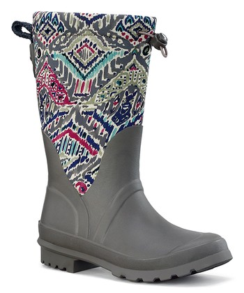 Slate Brave Beauti Mezzo Rain Boot - Women