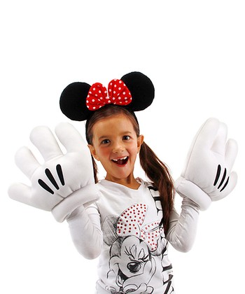 59f03b83634ed Minnie Mouse Dress-Up Accessory Set
