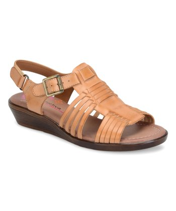 d2a1e6f19 Natural Freeport Leather Sandal - Women