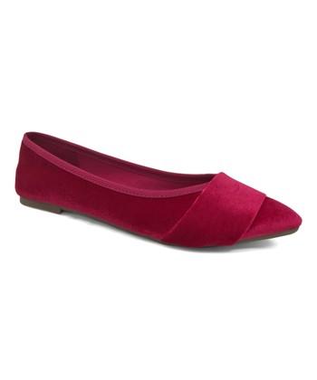 c4ebd730284 Hot Pink Goodness Ballet Flat - Women