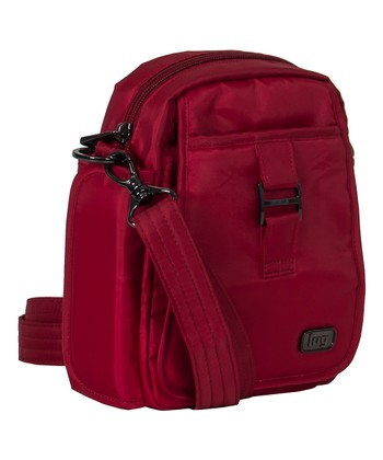 Cardinal Red Can Small Crossbody Bag
