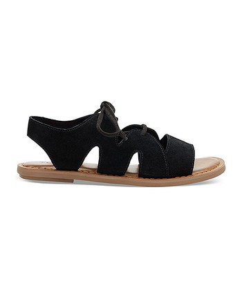 73e934ee989 ... TOMS 18 results. Black Suede Calipso Sandal - Women
