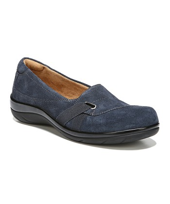 614d30c7651e Navy Ilena Suede Loafer - Women