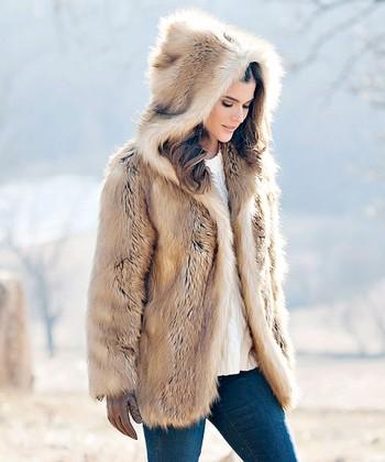 5fe7e7a82 Donna Salyers' Fabulous-Furs - Faux Fur Coats, Vests & More | Zulily
