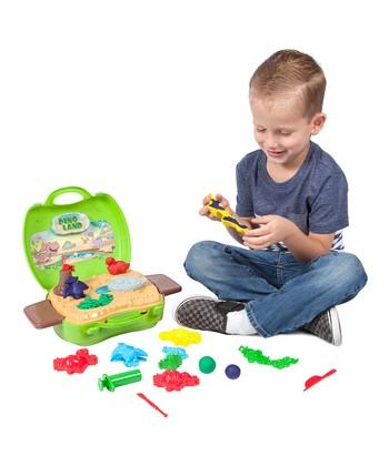 Dinosaur 26-Piece Activity Dough Set