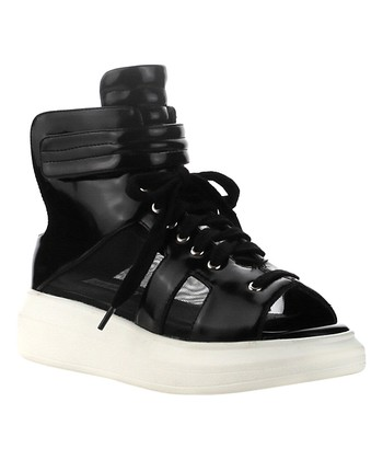 814f3687119 Black Forever Hi-Top Sneaker - Women