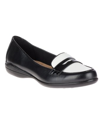 3dd128185056 Black   White Daly Loafer - Women