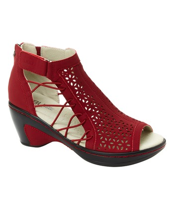 80030bb44f5 Red Nelly Sandal - Women