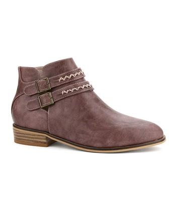 a87d568911f Mauve Karisa Ankle Boot - Women