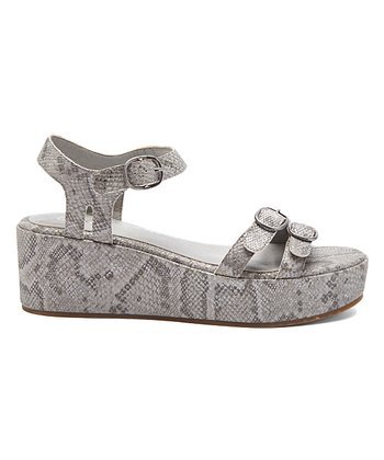 5faa0e0f6d52 Gray Bateau Sandal - Women