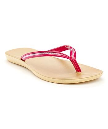 01e0cf4e289b Fuchsia Rasolli Flip-Flop - Women