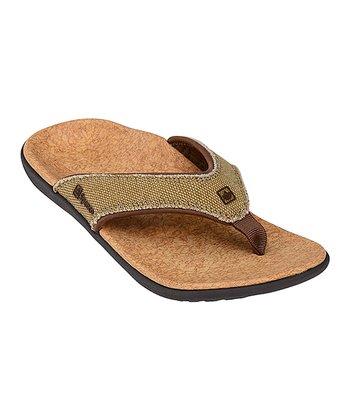 d538c2f03230 Java Cork Yumi Canvas Sandal - Women