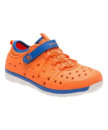 2a6c210056ee Orange Made2Play Phibian Sneaker Sandal - Boys