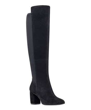 2881f472a Black Kerianna Over-the-Knee Boot - Women