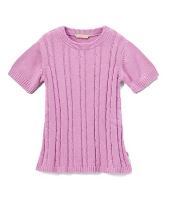 4ad2dcb048 Pink Cable Tunic - Girls