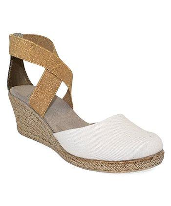 4f10d17686f Tan   Gold Tybee Sandal - Women · Orange Tradd Suede Loafer ...