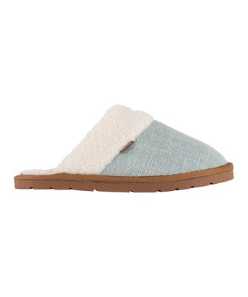 135061820 Mint Aria Faux Fur Slipper - Women