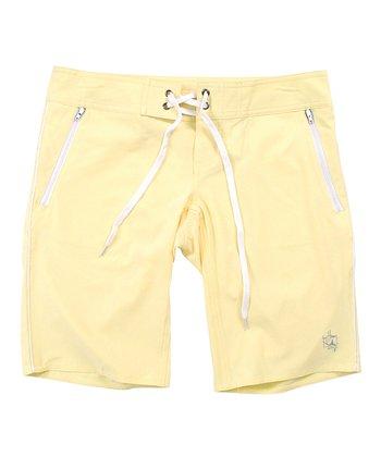 e834f65372eb Banana Long Board Shorts - Women