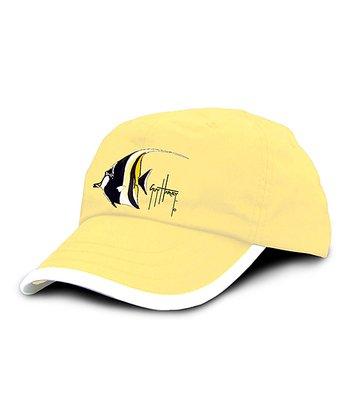 73487e40d108 Yellow  Guy Harvey  Idol Hat