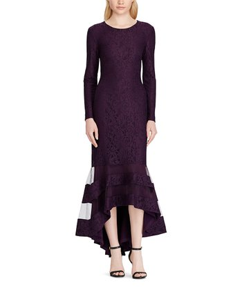 11bba58ecc8 ... Ralph Lauren 32 results. Raisin Lace   Tulle Hi-Low Gown - Women