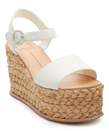 2aabba7e4d57 Off-White Dane Leather Platform Sandal - Women
