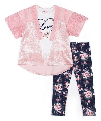 ce8ab2086 Little Lass - Glamorous Apparel Sets for Girls