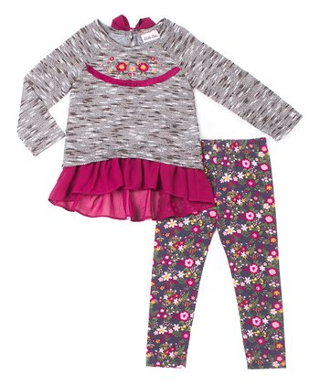 59e4570f479b Little Lass - Glamorous Apparel Sets for Girls