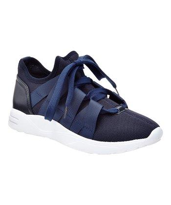 Navy Rino Sneaker - Women