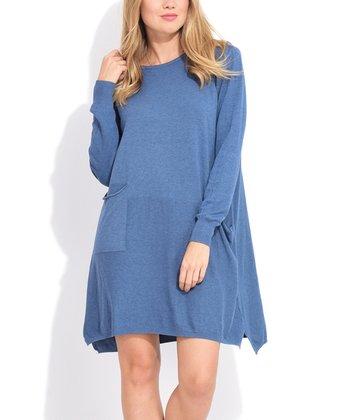 c6be0b2ee220 ... La Fille du Couturier 29 results. Black Ribbed Turtleneck Sweater Dress  - Women. Blue Gaby Dress - Plus
