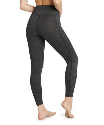 ec60013317a37c Charcoal Siena Core-Control High-Waist Leggings - Women