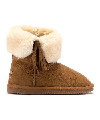 7fd52833932a9f Chestnut Tassel Boot - Kids