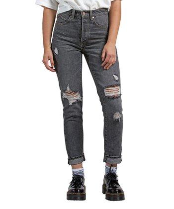 95fff349c546c8 Black Destructo Super Stoned Skinny Jeans - Juniors